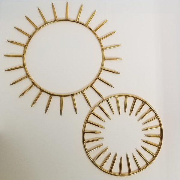 Krystaline Rings: 2-ring special offer Sun & Neutralization Rings